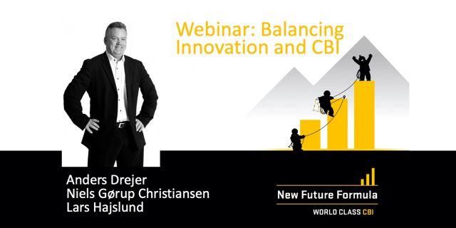 Webinar with Professor Anders Drejer
